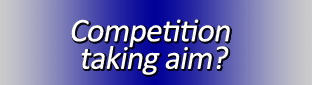 click here for recommendations to evaluate competition